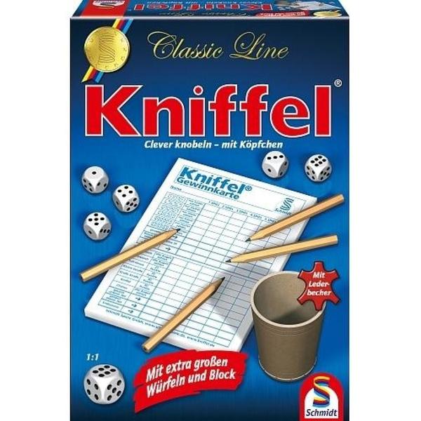 Kniffel bei was ein dreierpasch ist Was ist