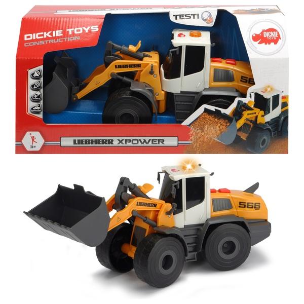 Dickie Toys - Liebherr L566 XPower-Radlader