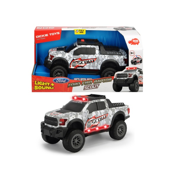 Dickie Toys - Ford F150 Raptor Scout
