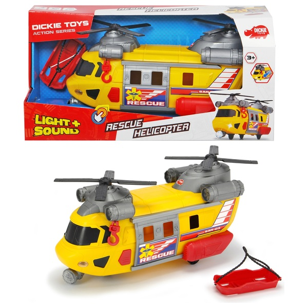 Dickie Toys - Rescue Helicopter