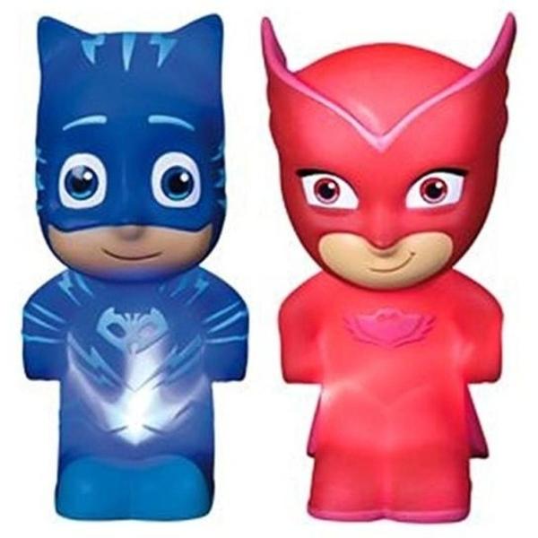 PJ Masks - 3D Lampe, sortiert