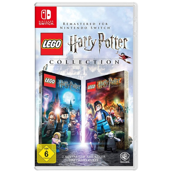 Nintendo Switch Lego Harry Potter Collection Nintendo Switch