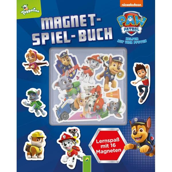 Paw Patrol - Magnet-Spielbuch
