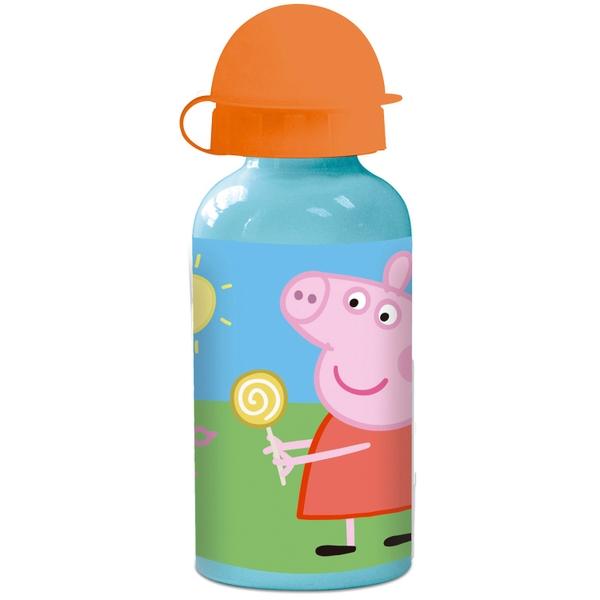 Peppa Pig - Alu Trinkflasche