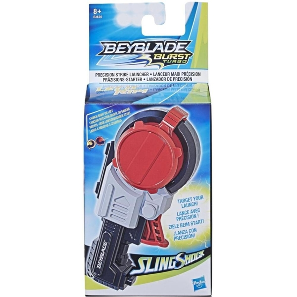 Beyblade - Burst: SlingShock Precision Strike Launcher
