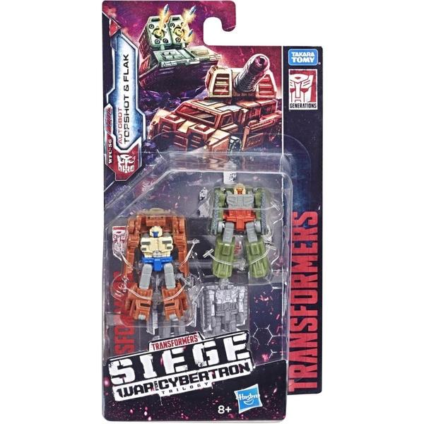 Transformers - War for Cybertron, Topshot & Flak