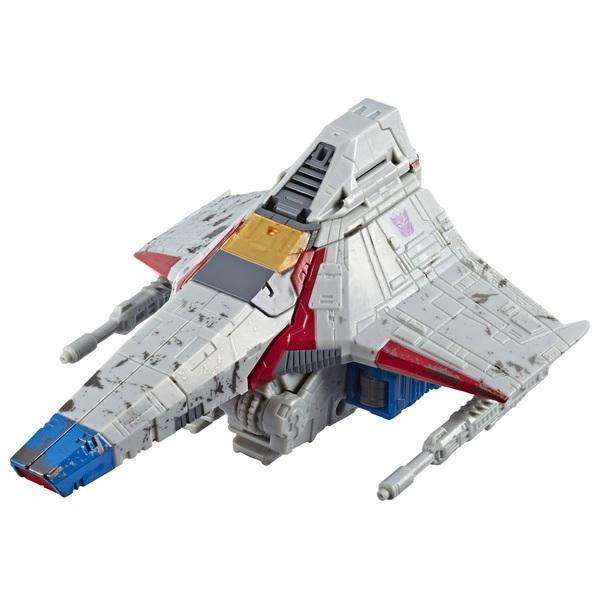 Transformers - Generations: Siege Voyager Class, sortiert