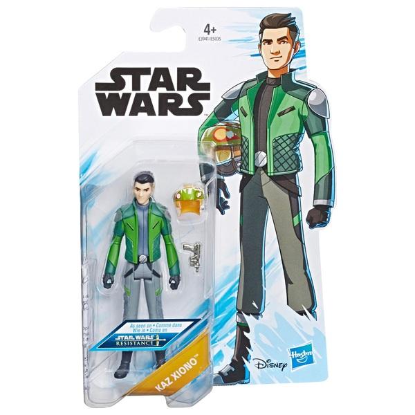 Star Wars - Resistance Figur, sortiert