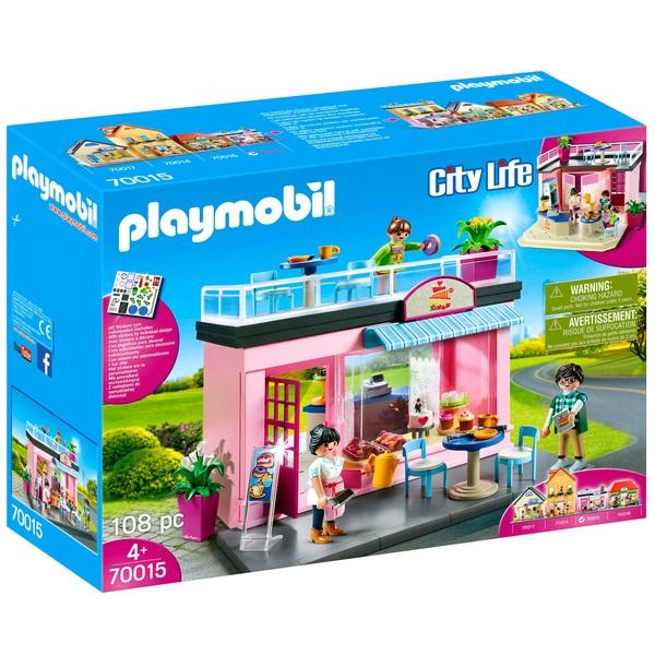 PLAYMOBIL - 70015 Mein Lieblingscafé