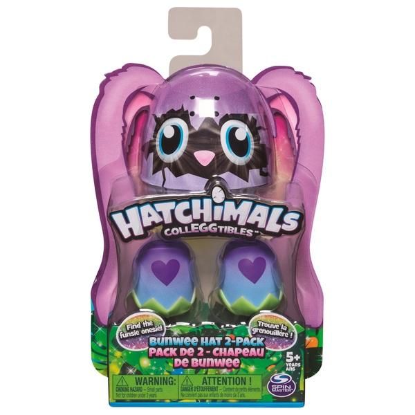 Hatchimals - CollEGGtibles: 2er-Pack Bouncing Bunwees Serie 5, sortiert