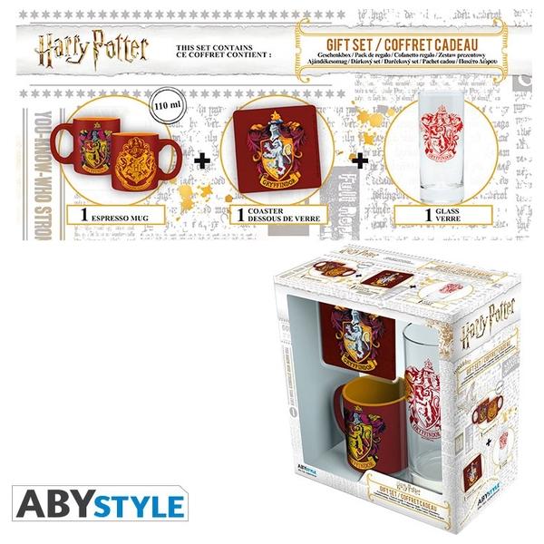 Harry Potter Gryffindor Geschenk Set Harry Potter Deutschland