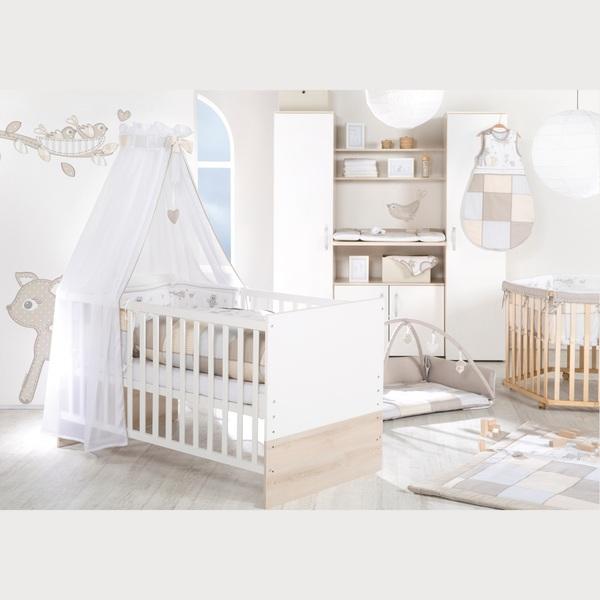 Roba - Kinderzimmer Luna Deluxe, 2-teilig - Kinderzimmer Sets Deutschland
