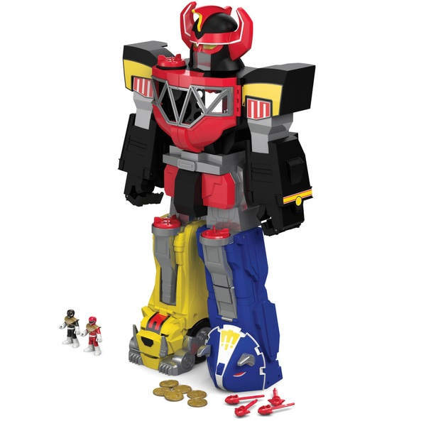 Fisher-Price Imaginext Morphin Megazord Power Rangers 71cm