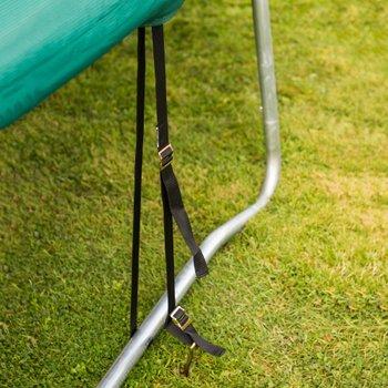 10ft Trampoline Tie Down Kit