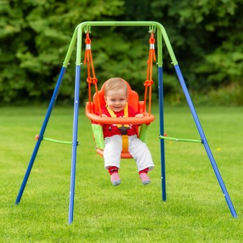 Kids Swings Slides Amp Garden Climbing Frames Smyths Toys Uk