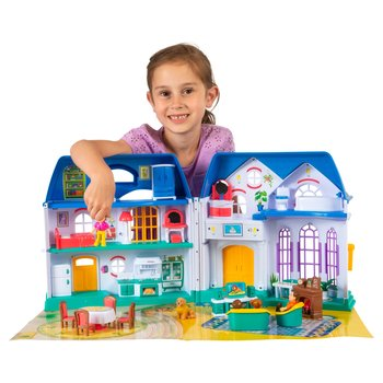 My Dream Mansion Doll House