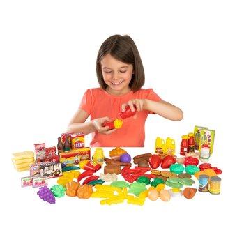 120 Piece Food Set