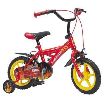 12 Inch Fire Rescue Bike