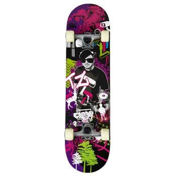 Double Kick DJ Skateboard