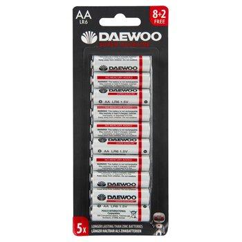 Daewoo AA Alkaline 10 Pack Batteries
