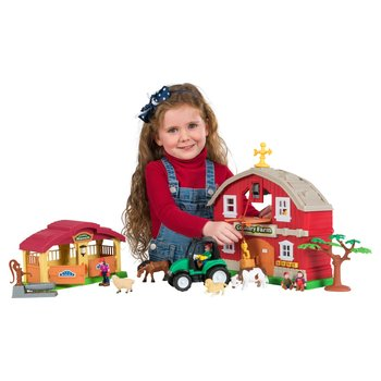 Country Farm Playset with Sounds