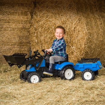 Kids Tractors Ride Ons Dumpers Trailers Smyths