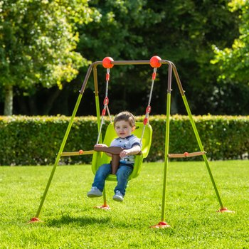 Foldable Baby Swing Set