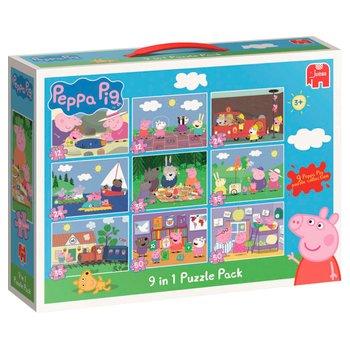 Peppa Pig 9 in 1 Bumper Pack