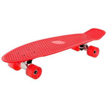 71 Cm Red Short Skateboard