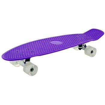 71cm Purple Short Skateboard