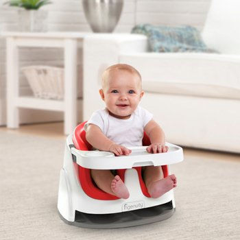 137845: Ingenuity Baby Base 2-in-1 Booster Seat