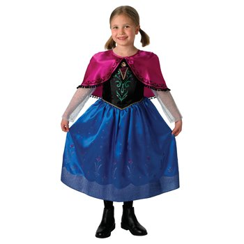140257001: Disney Frozen Deluxe Anna Dress Medium Costume