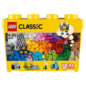 141295: LEGO 10698 Classic Large Creative Brick Box Set