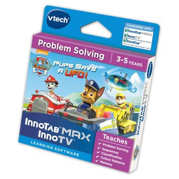 VTech InnoTab Paw Patrol Game Pups save a UFO!