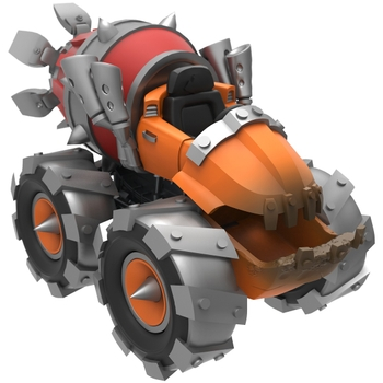 Thump Truck: Skylanders SuperChargers Figure