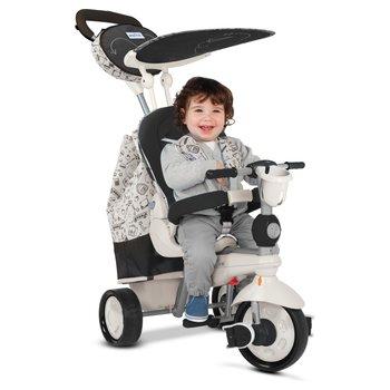 Smart Trike Dazzle - Black and White