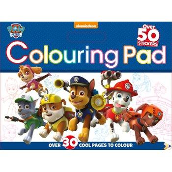 PAW Patrol Colouring Pad