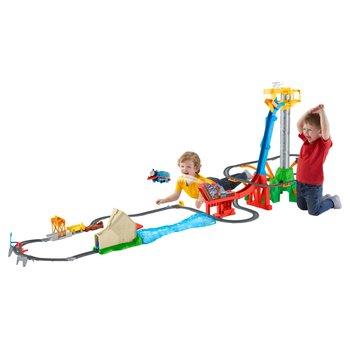 Thomas & Friends TrackMaster Sky-High Bridge Jump Set