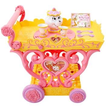 Disney Belle Musical Tea Party Cart