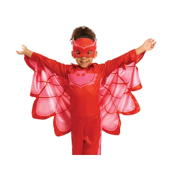 155809: PJ Masks Costume Set - Owlette