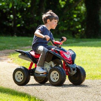 Red ATV 6V Ride On