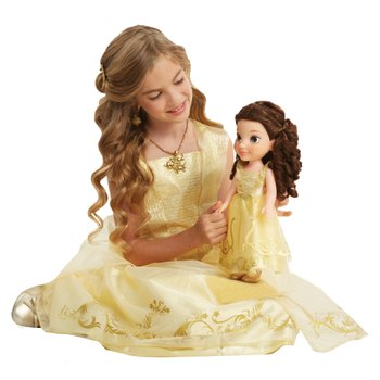 Disney Beauty and the Beast Deluxe Toddler Belle