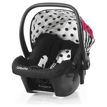 Cosatto Hold 0+ Car Seat Go Lightly 2