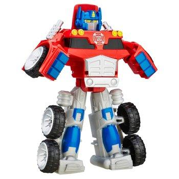 Transformers Rescue Bots Megabot Optimus Prime