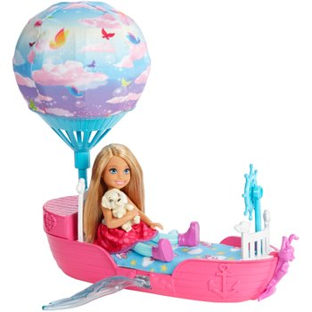 Barbie Dreamtopia Magical Dreamboat and Doll