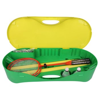 156701: Badminton Easy Set with Rackets & Shuttles