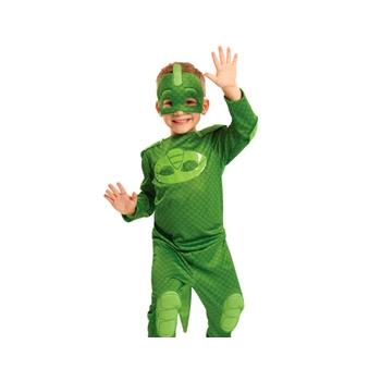 157113: PJ Masks Costume Set - Gekko