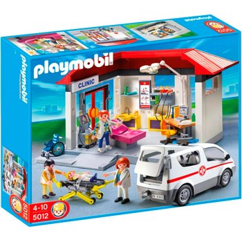 Playmobil Medical Centre and Ambulance 5012