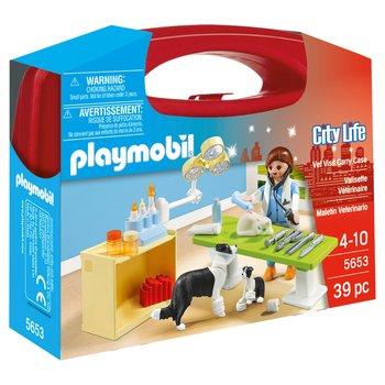 Playmobil Vet Clinic Carry Case 5653