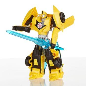 Transformers Robots in Disguise Warriors Class Bumblebee Figure